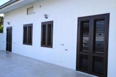 Installazione su Villa